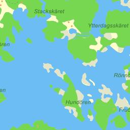 ormön karta Gräsö Ormön Långnäsudden   karta på Eniro ormön karta