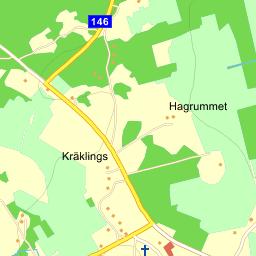 gotland karta eniro Kräklingbo Kärrmans Katthammarsvik Gotland   karta på Eniro gotland karta eniro