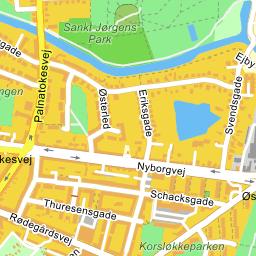 krak kort rute Kort – Krak.dk