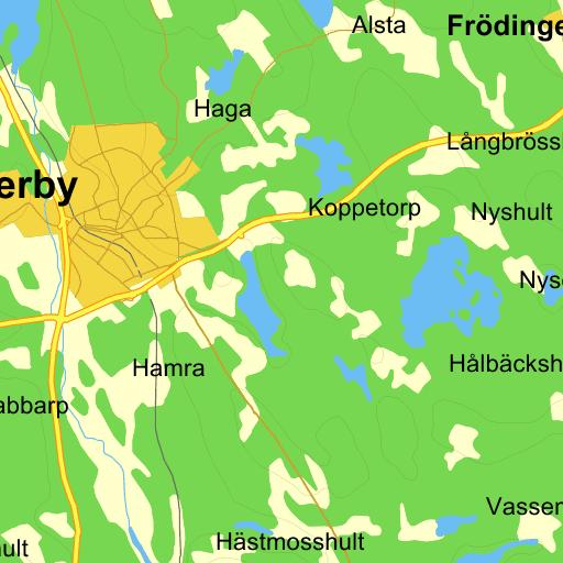 Karta Sverige Vimmerby.Skolgatan 13vimmerby Karta Pa Eniro