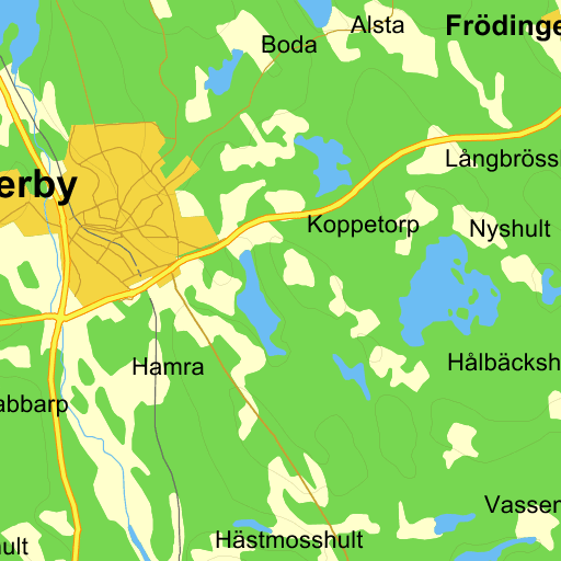 eniro karta Skolgatan 13vimmerby   karta på Eniro