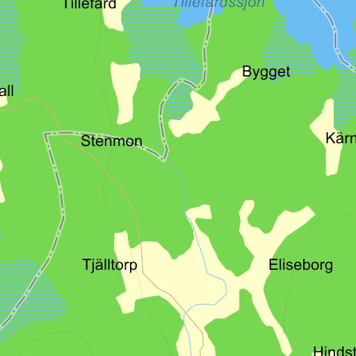Karta Zinkgruvan.Anderstorpsvagen Zinkgruvan Karta Pa Eniro