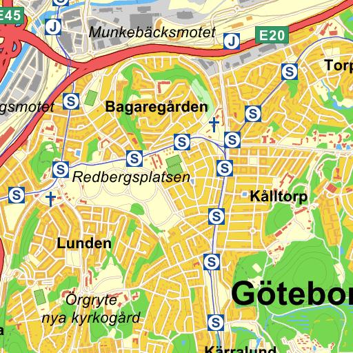 Heden Goteborg Karta.Exercishuset Karta Pa Eniro