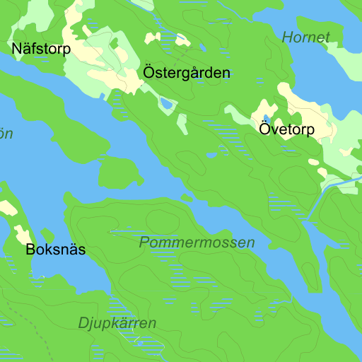 Karta Sodra Sverige Eniro.Sverige Karta Pa Eniro