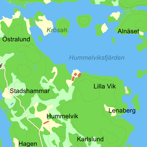 Gryt Lilla Vik - karta på Eniro 63ecc8f9241d0