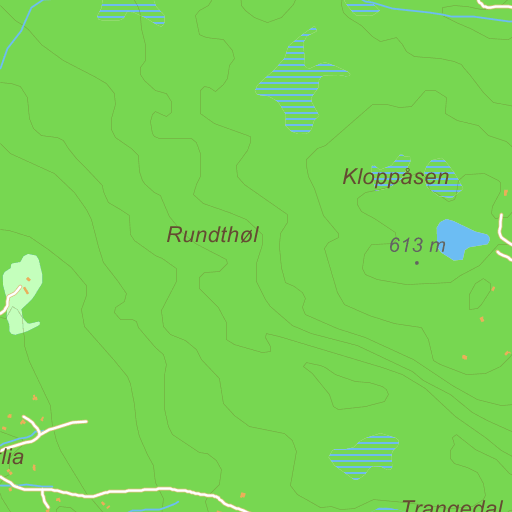 jondalen kart Jondalen Hukaveien på Gule Siders kart