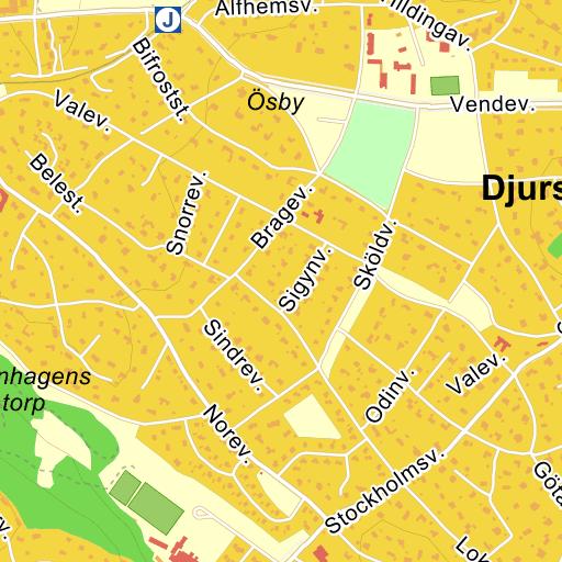 Deurbel Sonnette Db200.Karta Hallplatser Sparvagn Goteborg