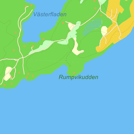 Yxlan Vagnsunda Ovag Karta Pa Eniro