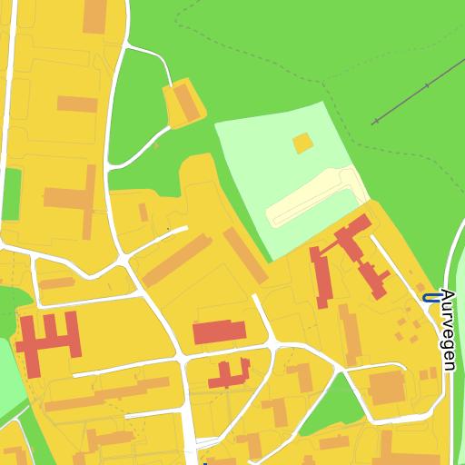 sessvollmoen kart Sessvollmoen på Gule Siders kart