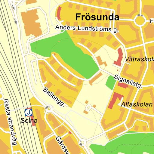 mall of scandinavia vägbeskrivning